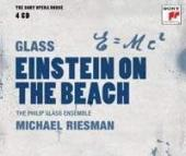 Album artwork for Glass: Einstein on the Beach / Reisman