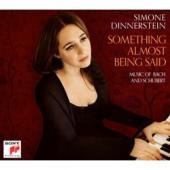Album artwork for Simone Dinnerstein: Something Almost Being Said