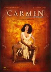 Album artwork for Carmen w/ Domingo , Mignes, Rossi