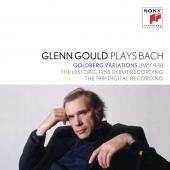 Album artwork for Bach: Goldberg Variations - Gould vol. 1