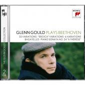 Album artwork for Beethoven: Piano Works - Gould vol. 9