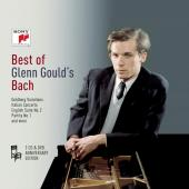 Album artwork for Glenn Gould: Best of Bach