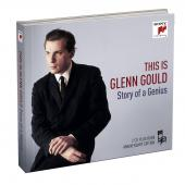 Album artwork for This is Glenn Gould - Story of a Genius