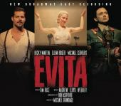 Album artwork for Evita - New Broadway Cast 2012