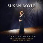Album artwork for Susan Boyle: Standing Ovation