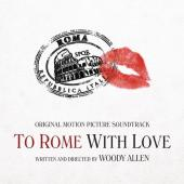 Album artwork for To Rome with Love OST
