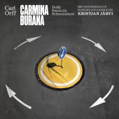 Album artwork for Orff: Carmina Burana / K.Jarvi