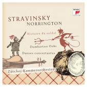 Album artwork for Stravinsky: Suite - Histoire du Soldat / Dumbarton