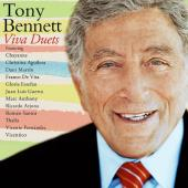 Album artwork for Tony Bennett - Viva Duets