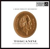 Album artwork for Toscanini conducts Wagner