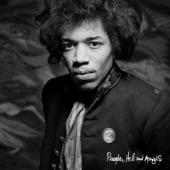 Album artwork for Jimi Hendrix: People, Hell and Angels
