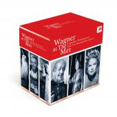 Album artwork for Wagner at the MET: Legendary Performances From The