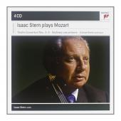 Album artwork for Isaac Stern Plays Mozart: Concerti, Concertone, et