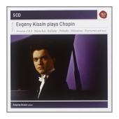 Album artwork for Evgeny Kissin Plays Chopin: Sonatas, Mazurkas, etc