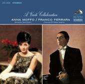 Album artwork for Anna Moffo: A Verdi Collaboration / Ferrara