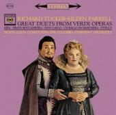 Album artwork for Richard Tucker, Eileen Farrell: Great Verdi Duets