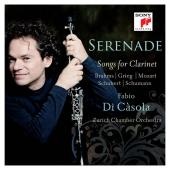 Album artwork for Brahms / Greig / Mozart: Serenade
