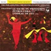 Album artwork for Stravinsky: Le Sacre du Printemps / Petrouchka