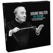 Album artwork for Bruno Walter - The Edition (30-CD with Book)
