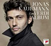 Album artwork for Jonas Kaufmann: The Verdi Album