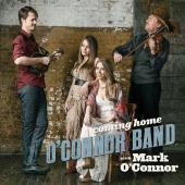 Album artwork for Coming Home - The Mark O'Connor Band