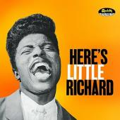 Album artwork for Here's Little Richard (60th Anniversary Edition)