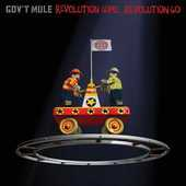Album artwork for Revolution Come… Revolution Go (LP)