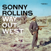 Album artwork for WAY OUT WEST (DLX LP)