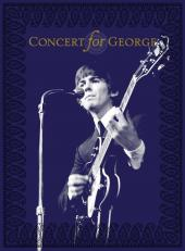 Album artwork for Concert for George - Combo 2-CD + 2-DVD