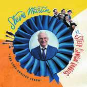 Album artwork for Steve Martin - The Long Awaited Album