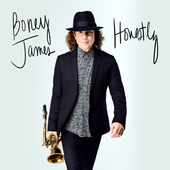 Album artwork for Boney James - HONESTLY