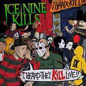 Album artwork for I HEARD THEY KILL LIVE LP