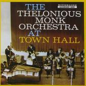 Album artwork for The Thelonious Monk Orchestra: At Town Hall