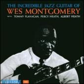 Album artwork for Wes Montgomery: The Incredible Jazz Guitar of