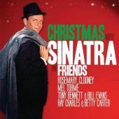 Album artwork for Frank Sinatra - Christmas With Sinatra & Friends