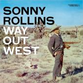 Album artwork for Sonny Rollins: Way Out West