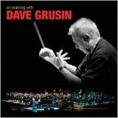Album artwork for AN EVENING WITH Dave Grusin