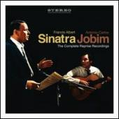 Album artwork for Sinatra Jobim:  The Complete Reprise Recordings