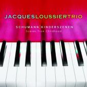 Album artwork for Jacques Loussier: Schumann's Kinderszenen