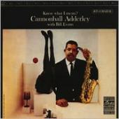 Album artwork for Cannonball Adderley: Know What I Mean?