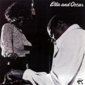 Album artwork for Ella Fitzgerald / Oscar Peterson: Ella and Oscar