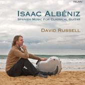 Album artwork for Albeniz: Guitar Music / David Russell
