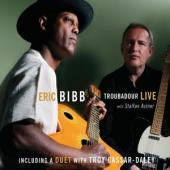 Album artwork for ERIC BIBB: TROUBADOUR LIVE!