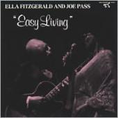 Album artwork for Ella Fitzferald, Joe Pass: Easy Living
