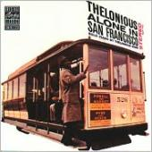 Album artwork for Thelonious Monk: Alone in San Francisco