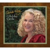 Album artwork for A HOLIDAY CAROLE / Carole King