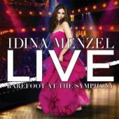 Album artwork for Idina Menzel: Live Barefoot at the Symphony