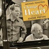 Album artwork for Michael Feinstein: Change of Heart - The Songs of