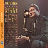 Album artwork for Zoot Sims and the Gershwin Brothers
