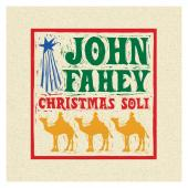 Album artwork for John Fahey: Christmas Soli